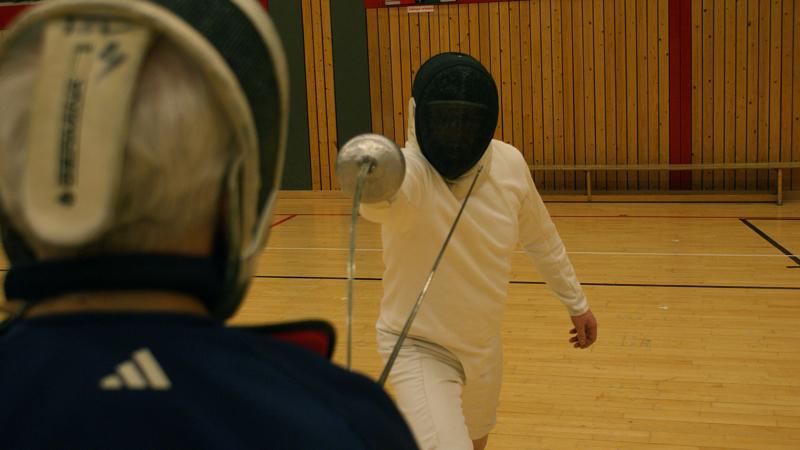 training-sportfechten